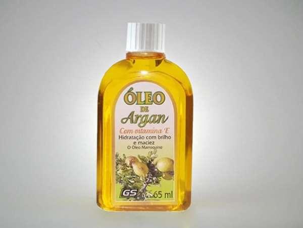 Óleo de Argan GS